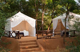 Here one will find world class Luxury Swiss Tents fitted with all basic amenities. & Hotel Sher Camp Ranthambore| Hotel Sher Camp Packages| Ranthambore ...